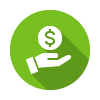 filing fees icon